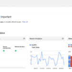 Search Console Dashboard